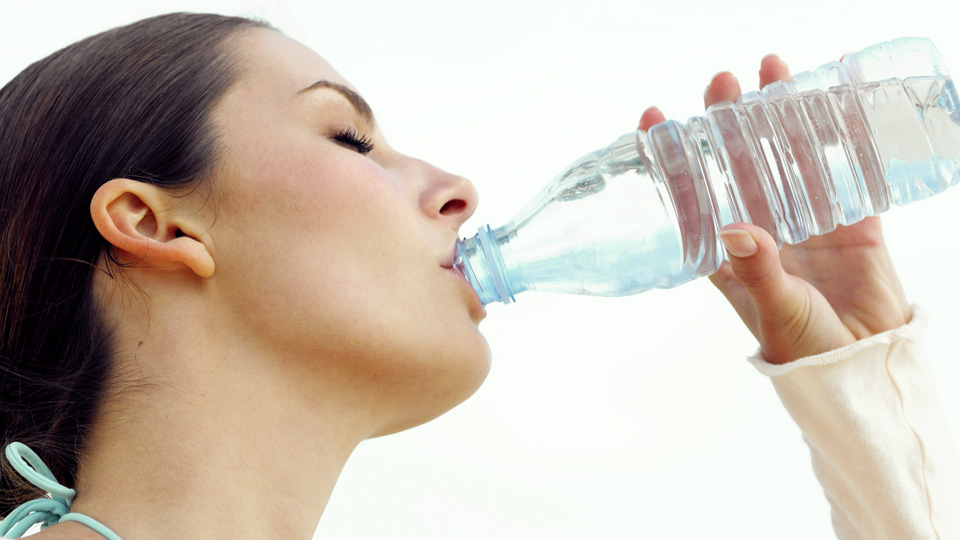 Drink plenty of water when you are pregnant to keep you and your baby hydrated